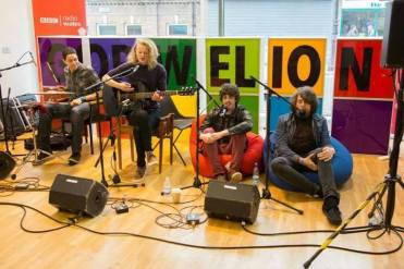 BBC Radio Wales Music Day 2014 - Live In Session