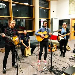 BBC Radio Wales - Live In Session