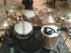 Recording Session - Clitheroe