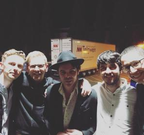 Focus Wales 2018 with Gaz Coombes